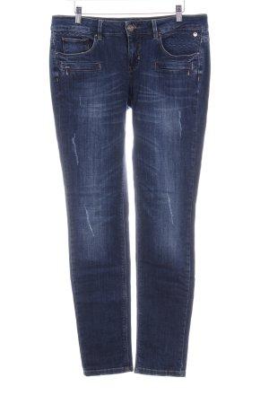 Freeman t. porter Skinny Jeans dunkelblau Casual-Look