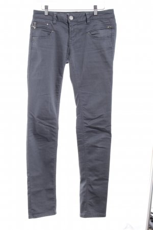 Freeman t. porter Slim Jeans anthrazit Casual-Look