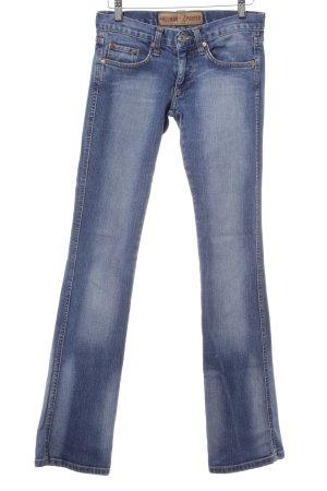 Freeman t. porter Slim Jeans blau Casual-Look