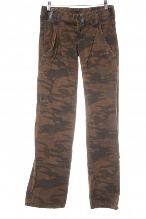 Freeman t. porter Stoffhose Camouflagemuster Military-Look