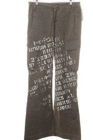 Freeman t. porter Stoffhose mehrfarbig Jeans-Optik