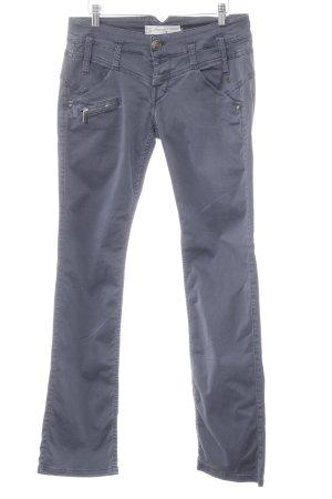 Freeman t. porter Jeans elasticizzati grigio ardesia stile casual