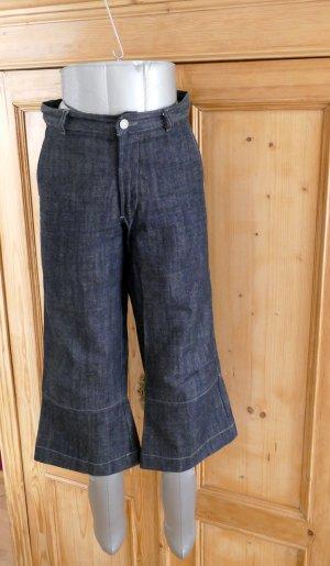 Freeman t. porter 3/4-jeans donkerblauw Katoen