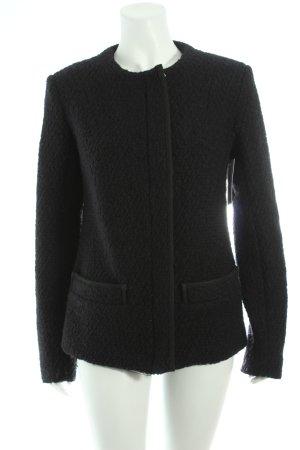 Freeman t. porter Giacca di lana nero stile semplice