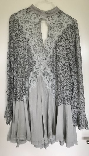 FREEPEOPLE LIGHT BLUE DRESS - XS/S