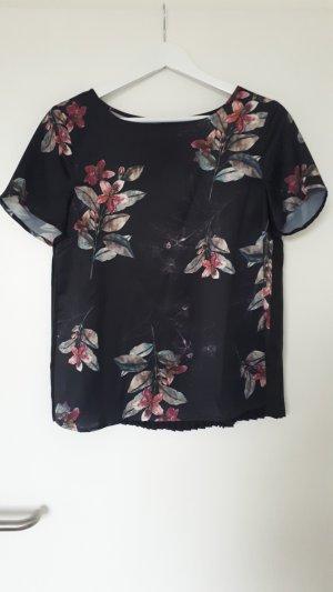 Freequent Blusenshirt mit Blumenmuster