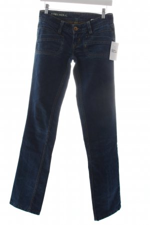 Freesoul Hüftjeans blau Casual-Look