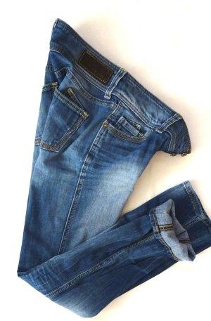Freesoul*Jeans*Aral*blau*W 26/32 S 36