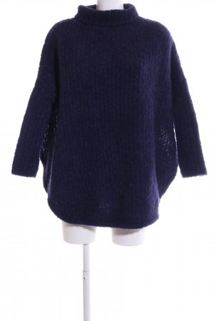 Freesoul Oversized Pullover blau Casual-Look