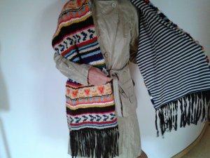 freesoul Schal, lang, bunt, außergewöhnlich