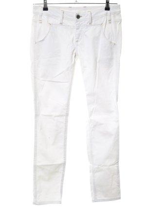 Freesoul Skinny Jeans weiß Elegant