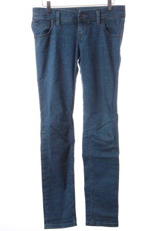 Freesoul Slim Jeans blau Casual-Look