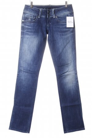 Freesoul Straight-Leg Jeans blau Casual-Look