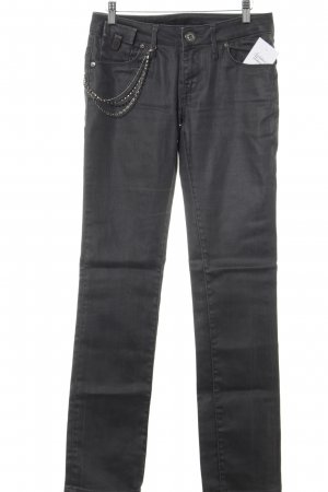 Freesoul Stretch Jeans anthrazit Casual-Look