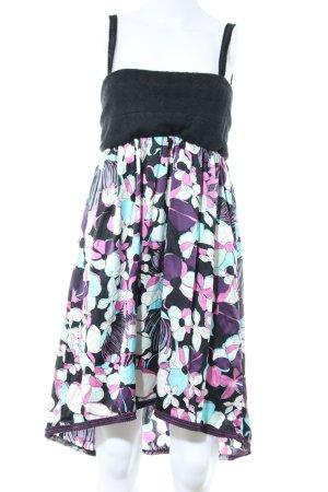 Freesoul Trägerkleid Blumenmuster Casual-Look