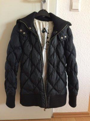 Freesoul Veste noir-blanc
