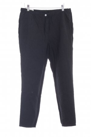 Freitag Linen Pants black casual look