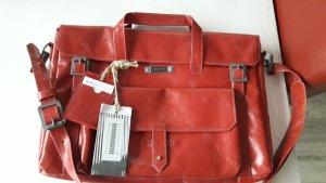 Freitag Messengerbag brick red