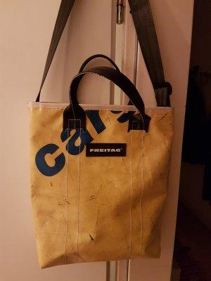 Freitag Tasche gelb Umhängetasche