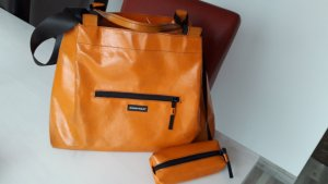 Freitag Messengerbag orange