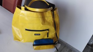 Freitag Messengerbag yellow