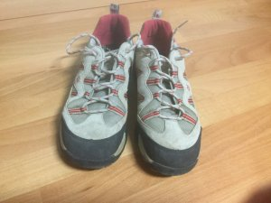 Jack Wolfskin Lace Shoes natural white-russet