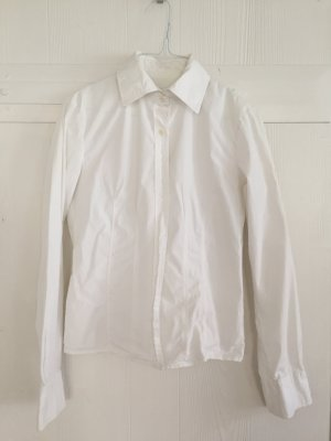 0039 Italy Shirt Blouse white cotton