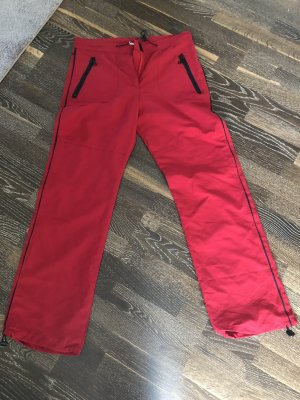 Sweat Pants black-red