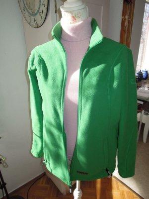 Fleece Jackets green
