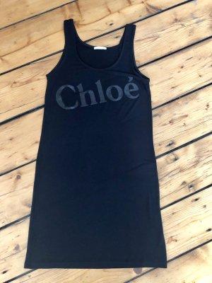 Chloé Shirt Dress black