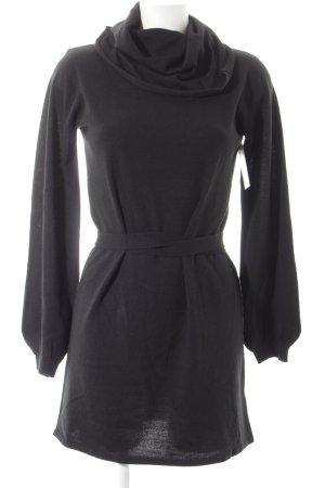 French Church Sweaterjurk zwart casual uitstraling