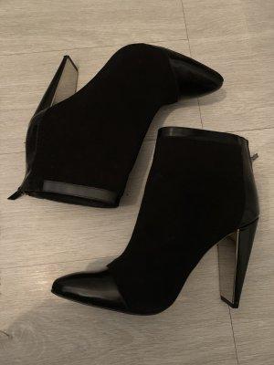 French Connection Halfhoge laarzen zwart