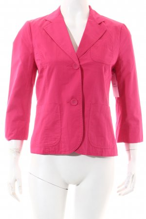 French Connection Blazer magenta stile casual