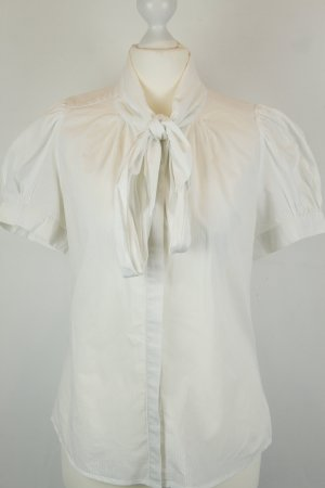 French Connection Bluse Gr. UK 8 / dt 36 weiß