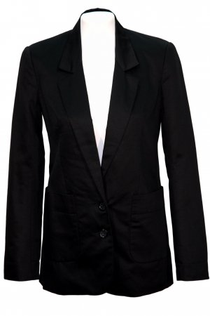 French Connection Businessjacke in Schwarz