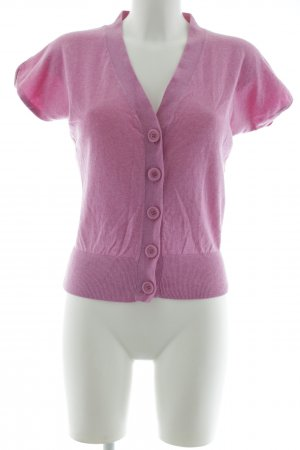 French Connection Cardigan rosa Casual-Look