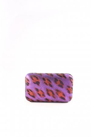 French Connection Clutch Leomuster Animal-Look