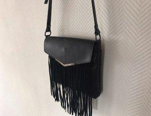 French Connection - Crossbody Bag Tasche Fransen
