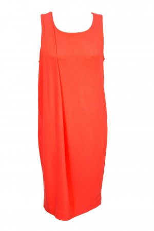 French Connection Damen Kleid Orange