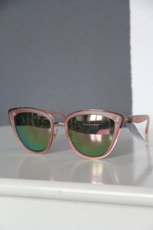 French Connection Gafas rosa-rosa empolvado Material sintético