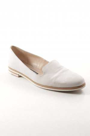 French Connection faltbare Ballerinas hellgrau Casual-Look