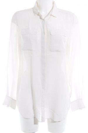 French Connection Hemd-Bluse creme Elegant