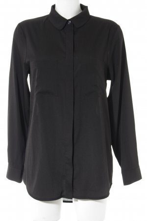 French Connection Hemd-Bluse schwarz Casual-Look