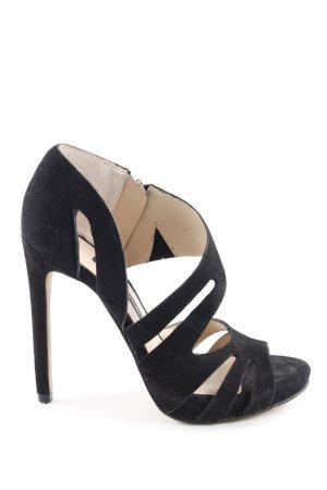 French Connection High Heel Sandaletten schwarz Elegant