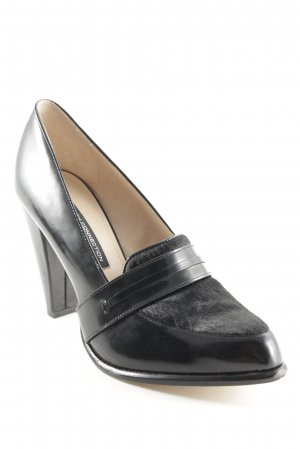 French Connection High Heels schwarz Elegant