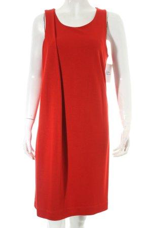 French Connection Jerseykleid rot schlichter Stil