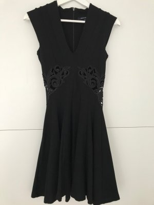 FRENCH CONNECTION Kleid in black