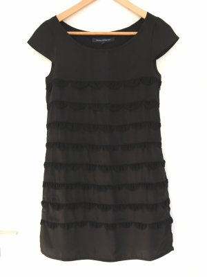 French Connection Kleid schwarz Gr. 6 (32/XXS)