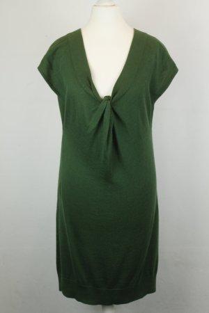French Connection Kleid Strickkleid Gr. UK 12 / dt 40 grün