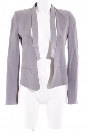 French Connection Kurz-Blazer grau Business-Look